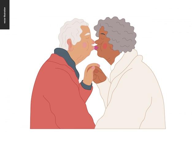 Assurance médicale - régime de soins de santé pour les personnes âgées