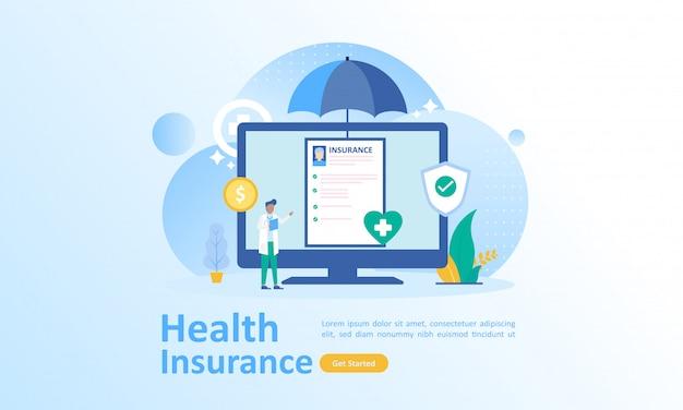 Assurance soins de santé
