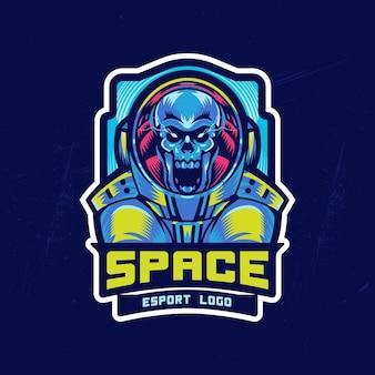 Astronaute mort en combinaison spatiale