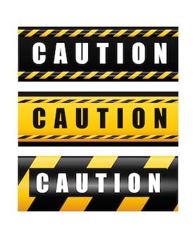 Attention design. illuistration