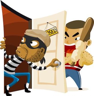 Attraper un voleur