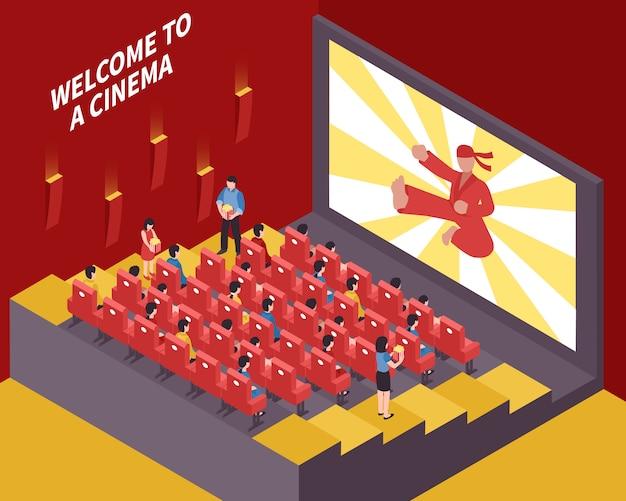 Au cinéma composition