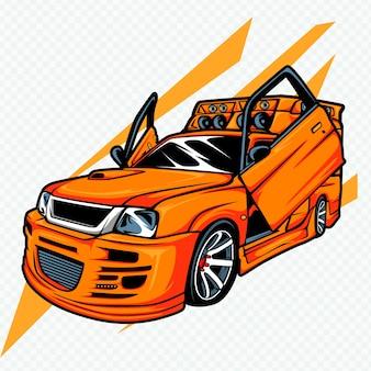 Audio de voiture