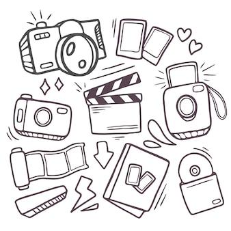 Autocollant photo doodle pack