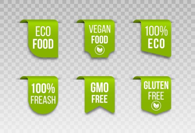 Autocollant régime végétalien