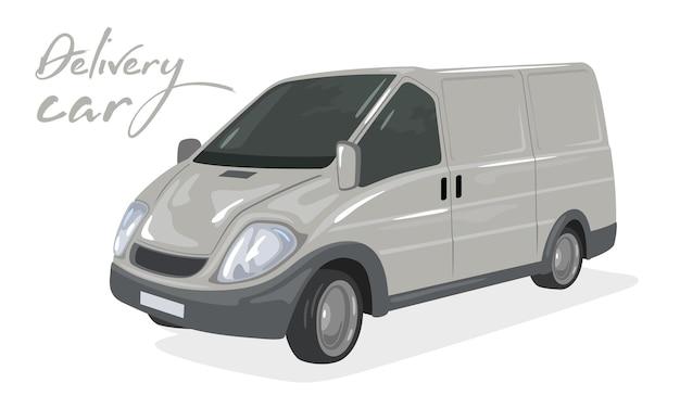 Automobile pour machine de transport de personnes de voyage avec moteur de roues et conducteur