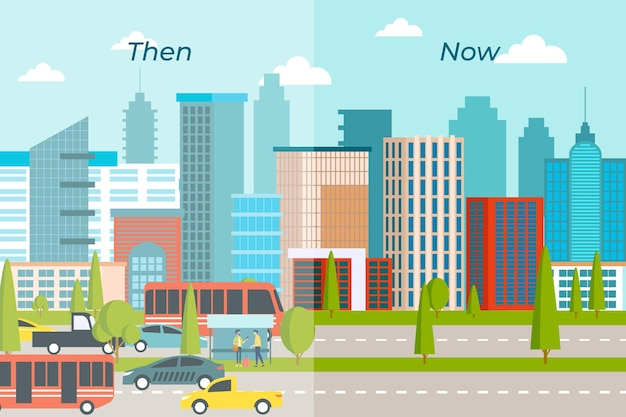 Avant et après covid19