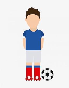 Avatar de footballeur français