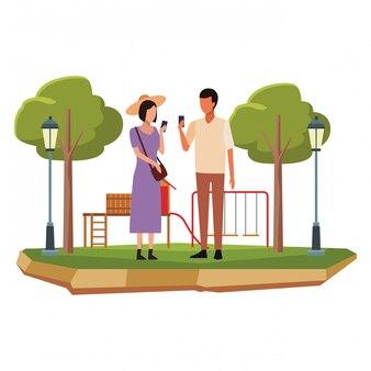 Avatar jeune couple