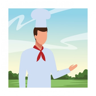 Avatar ouvrier chef