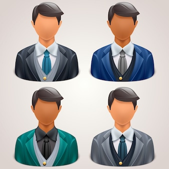 Avatars et icônes utilisateur