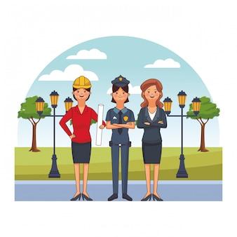 Avatars de profession et d'occupation des femmes
