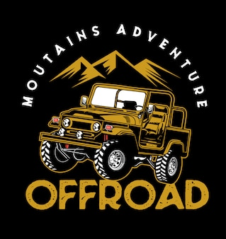 Aventure offroad
