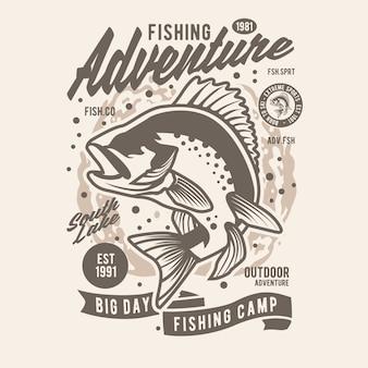Aventure de pêche