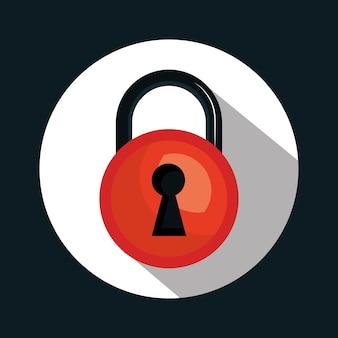 Avertissement système de mot de passe sécurisé