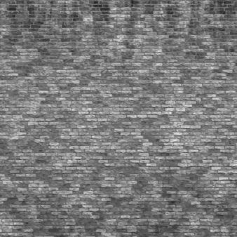Background détaillé avec mur de briques grunge texture