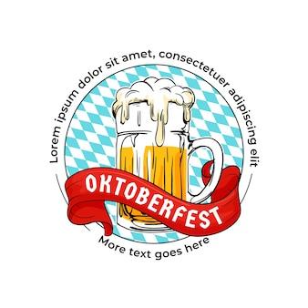 Badge logo oktoberfest