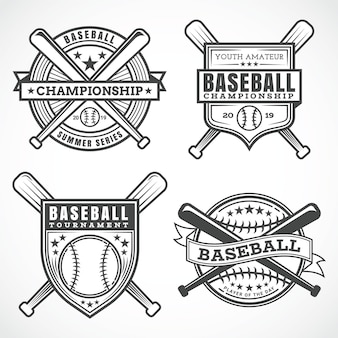 Badges de baseball