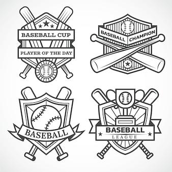 Badges de baseball