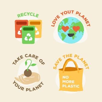 Badges écologiques