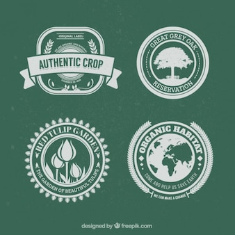 Badges de nature
