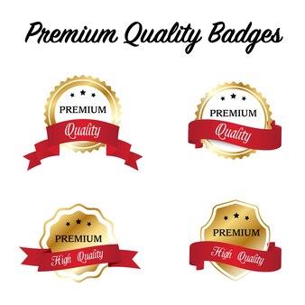 Badges premium
