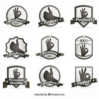 Badges primes