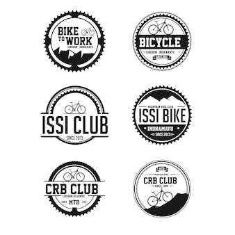Badges vélo