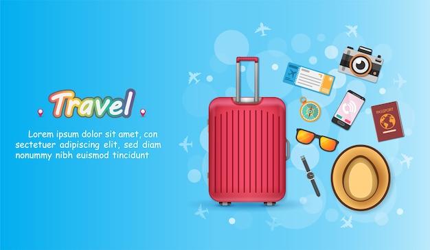 Bagage voyageur et accessoires voyage