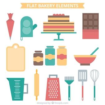 Bakery élément ensemble