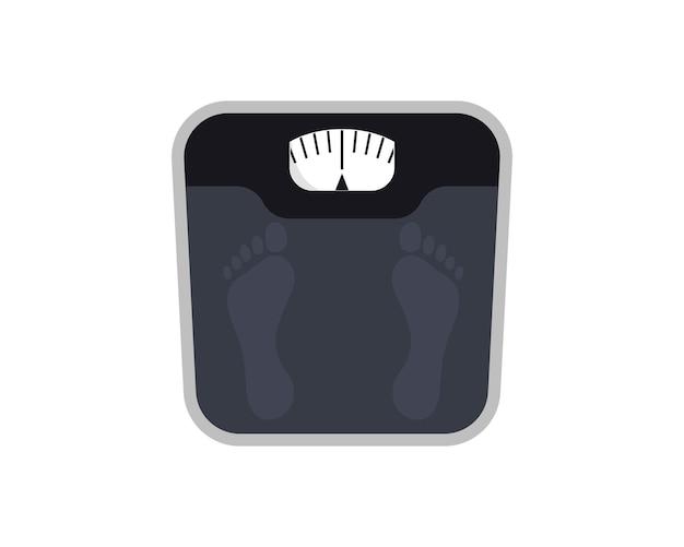 Balances au sol balances au sol pour peser le poids corporel obésité après une quarantaine de longue durée