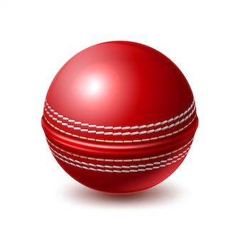 Balle de cricket réaliste pour les paris promo