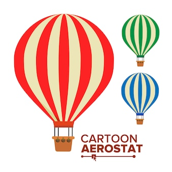 Ballon aérostat