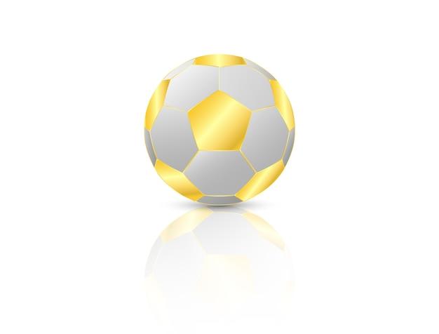 Ballon de soccer d'or