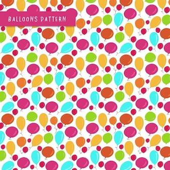 Ballons motif