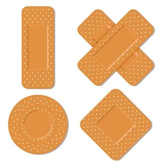 Bandages adhésifs