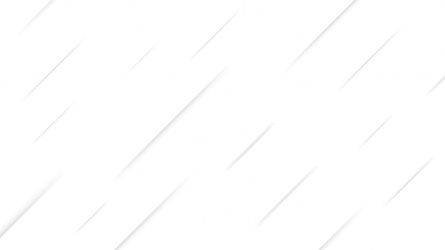 Bandes de couleur dégradées blanches et grises composition de formes dynamiques.