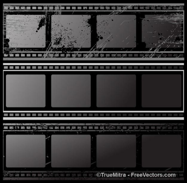 Bandes de film noir grunge