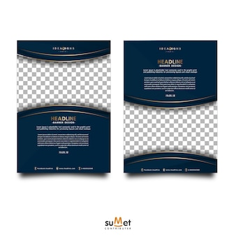 Banner design corporate