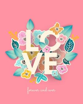 Bannière d'amour