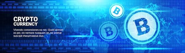 Bannière bitcoin