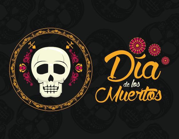 Bannière du jour des morts