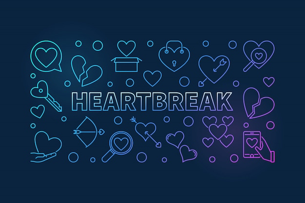 Bannière heartbreak