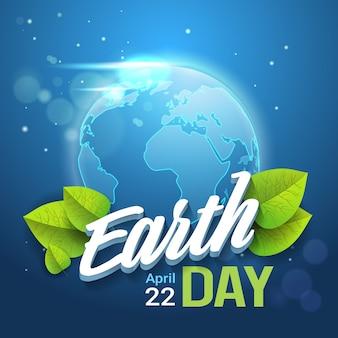 Bannière jour de la terre