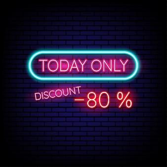 Bannière lumineuse discount enseigne au néon, enseigne au néon