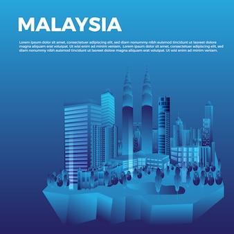 Bannière malaisie