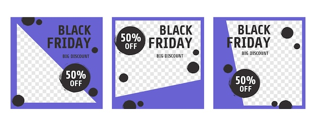 Bannière noire vendredi