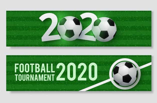Bannière web pour événement sportif