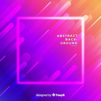 Bar abstrait