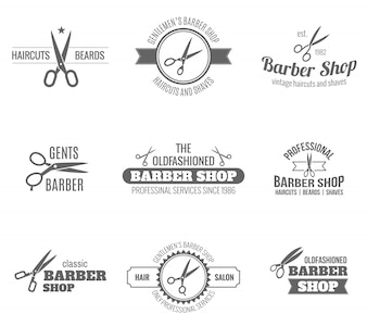 Barber Label Noir